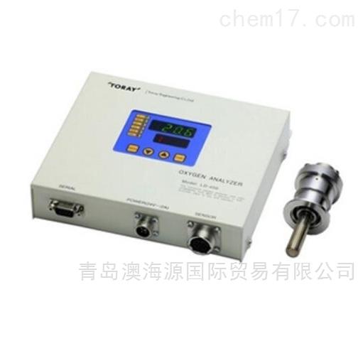 SD / LD-450氧气分析仪日本东丽TORAY
