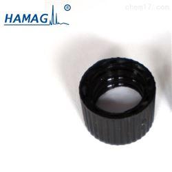 8mm预组装黑色实心盖;白色PTFE/红色硅胶垫