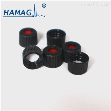 8mm预组装黑色开孔盖预开口白色PTFE红色硅胶垫