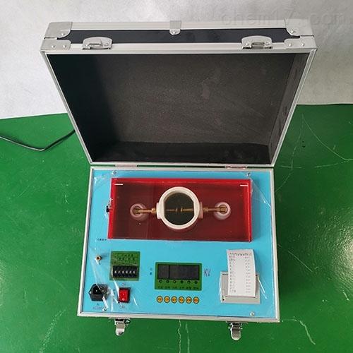绝缘油介电强度测试装置