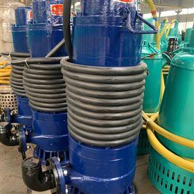 WQB无堵塞防爆潜水泵