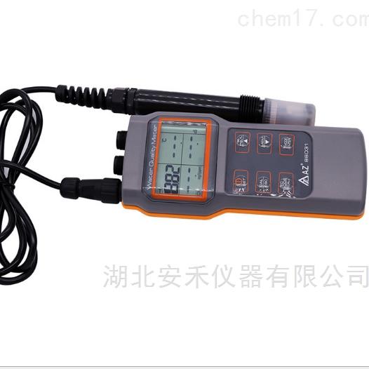 中国台湾衡欣AZ电导率盐度测试溶氧仪华南办事处