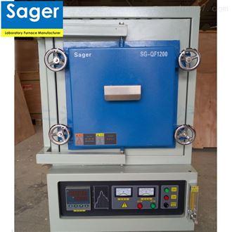 SG-QF 1200 1400 17001100度 防氧化烧结 氮气保护 铜壶退火炉