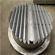 技术探讨金属斜板式液体收集再分布器的应用