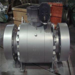 Q47N-300LB *口径锻钢球阀