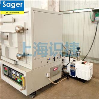 SG-QF1400实验室电炉 真空气体炉 氮气氦气烧结炉