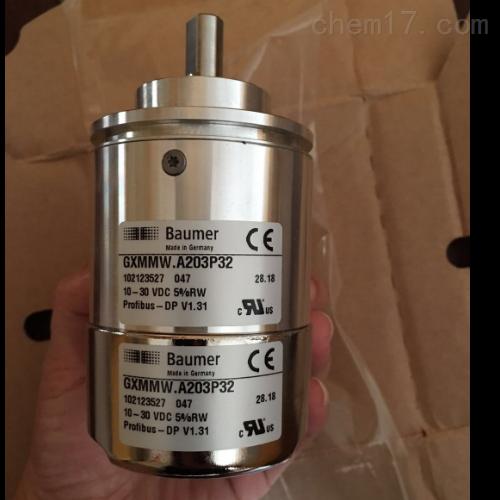 堡盟BAUMER传感器