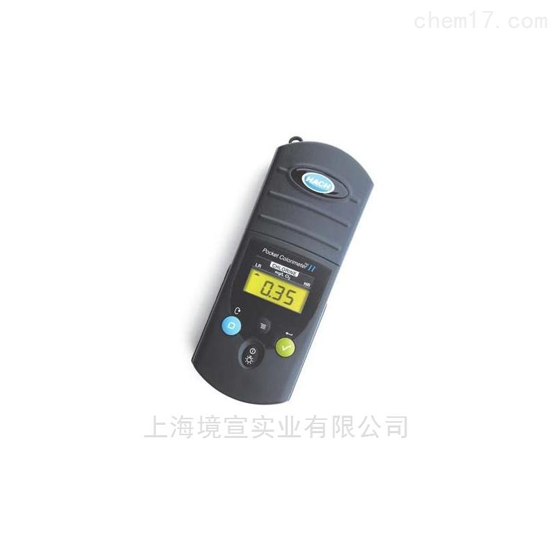 便携式余氯总氯测定仪水质分析仪