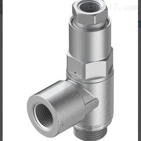 HGL-1/4-B供应FESTO导式止回阀技术数据