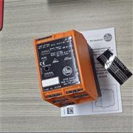 IFM易福门紧凑型速度监控器DI5009