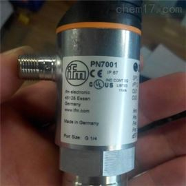 代理德国IFM压力传感器齐平式PI2794现货