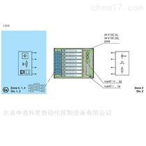 HiDTB08-SDC-89C-SC-RAHiC系列8槽位安全栅通用底板(SD型)
