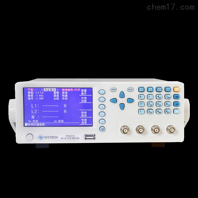 艾维泰科IVYTECH IPH2000滤波器平衡测试仪