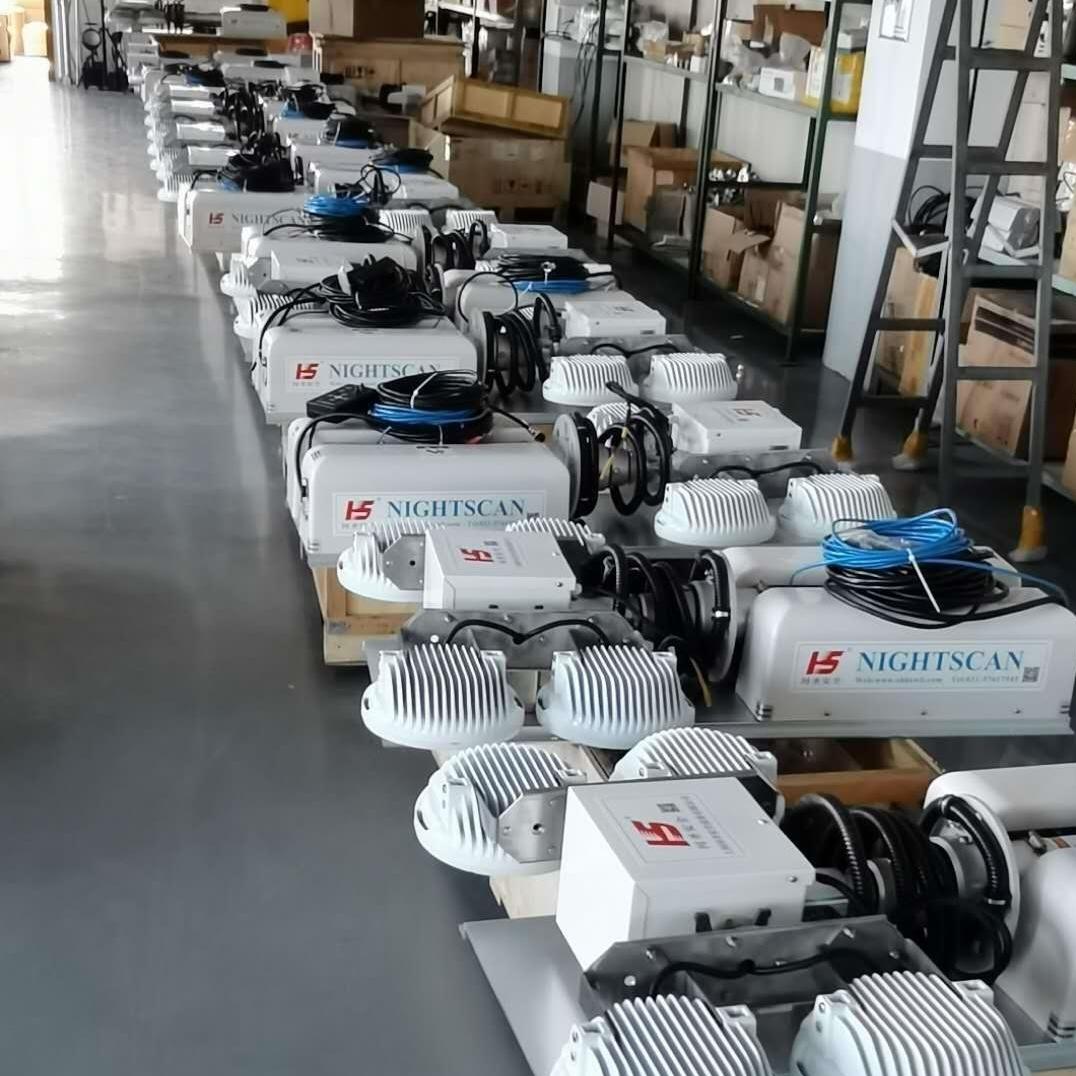 上海河圣 气动式照明灯 大功率照明装置