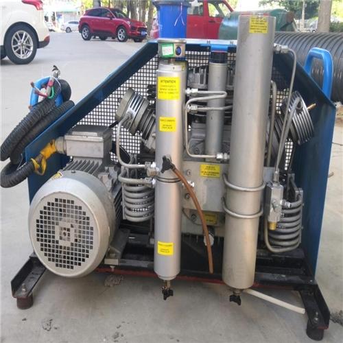 高压空气压缩机填充泵