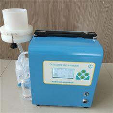 第三方检测常用便携式水样抽滤器