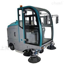 保洁用清扫树叶电动扫地车