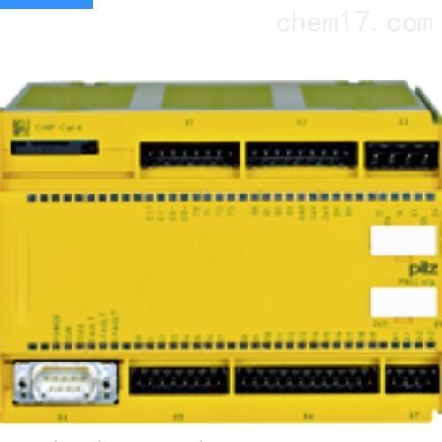 德国773100数字输入模块PILZ皮尔兹