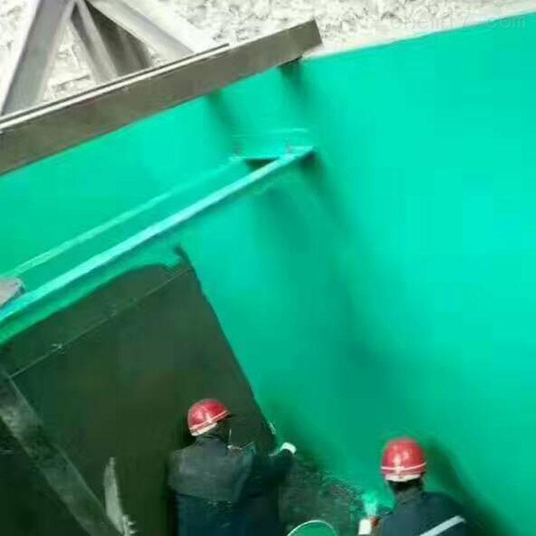 陕西安康玻璃鳞片涂料储蓄罐防腐