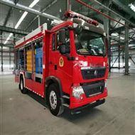 MCH007供气消防车充气车
