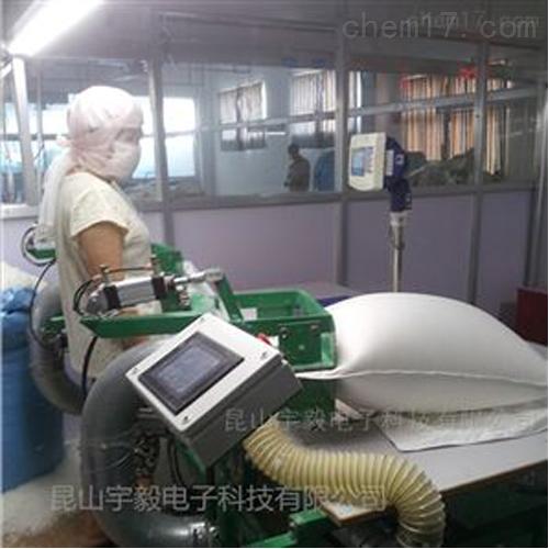 杭州、温州羽绒服装充绒机价格