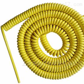 UL20549螺旋弹簧线美标电缆