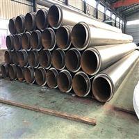 管径426聚氨酯热力直埋式暖气保温管