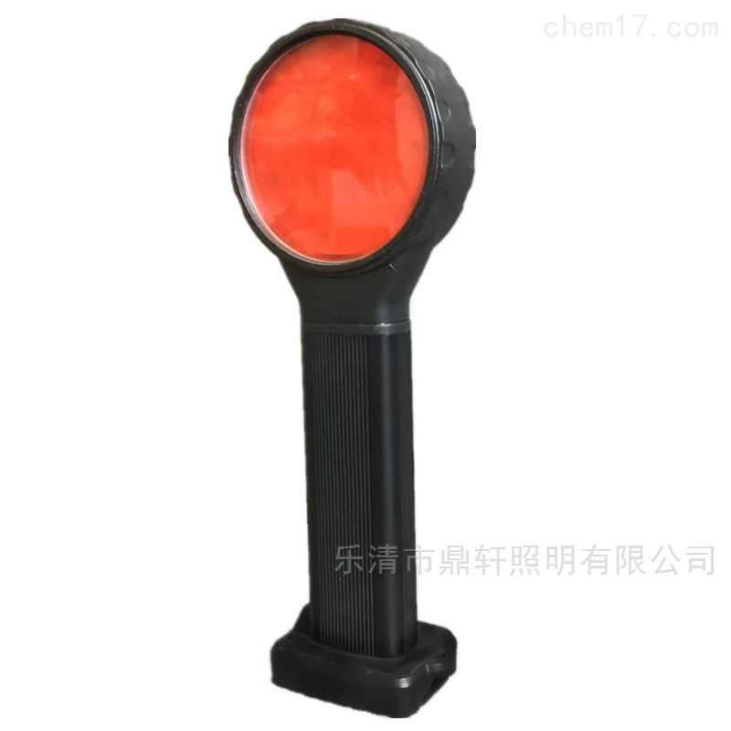 LED伸缩手持双面警示灯施工救护抢险信号灯