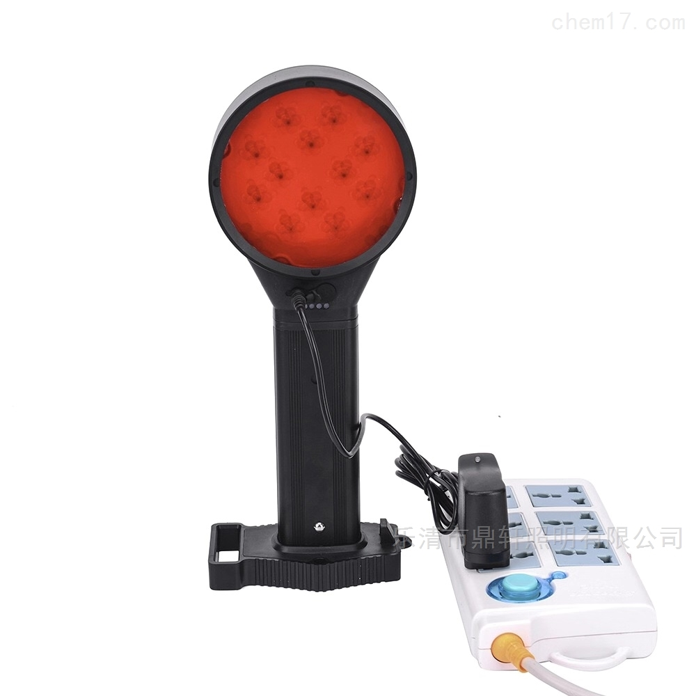 LED双面方位灯磁力吸附施工作业警示信号灯