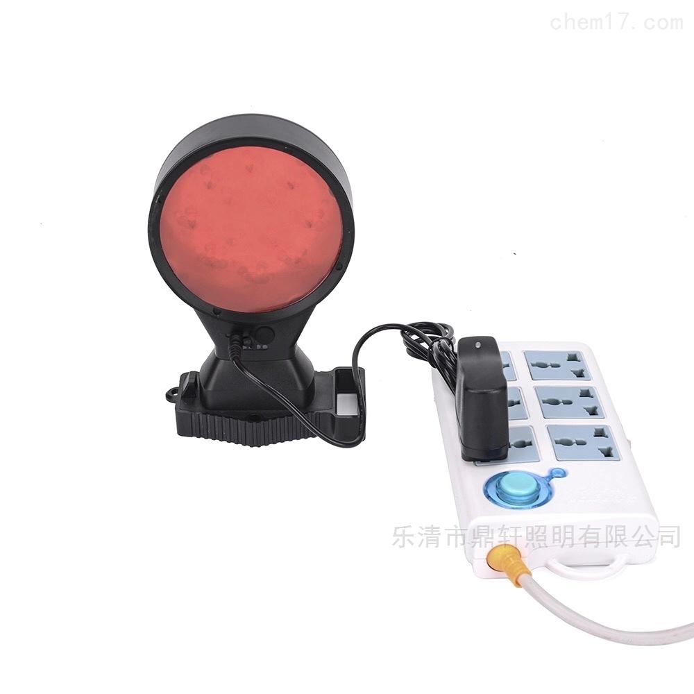LED双面方位灯红色信号灯磁力吸附电量显示