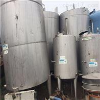 二手不锈钢搅拌罐5方-10方-15方-20方出售