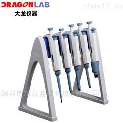 大龙2-10ml单道手动移液器7010101033