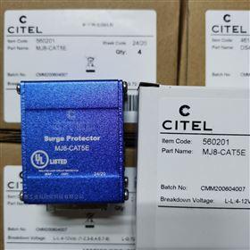法国CITEL浪涌CXC06-B/MF西岱尔视频防雷器CXC06-B/FM电涌保护器特价