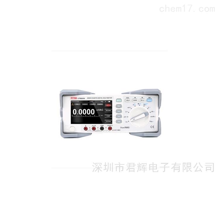 UT8804N台式数字万用表