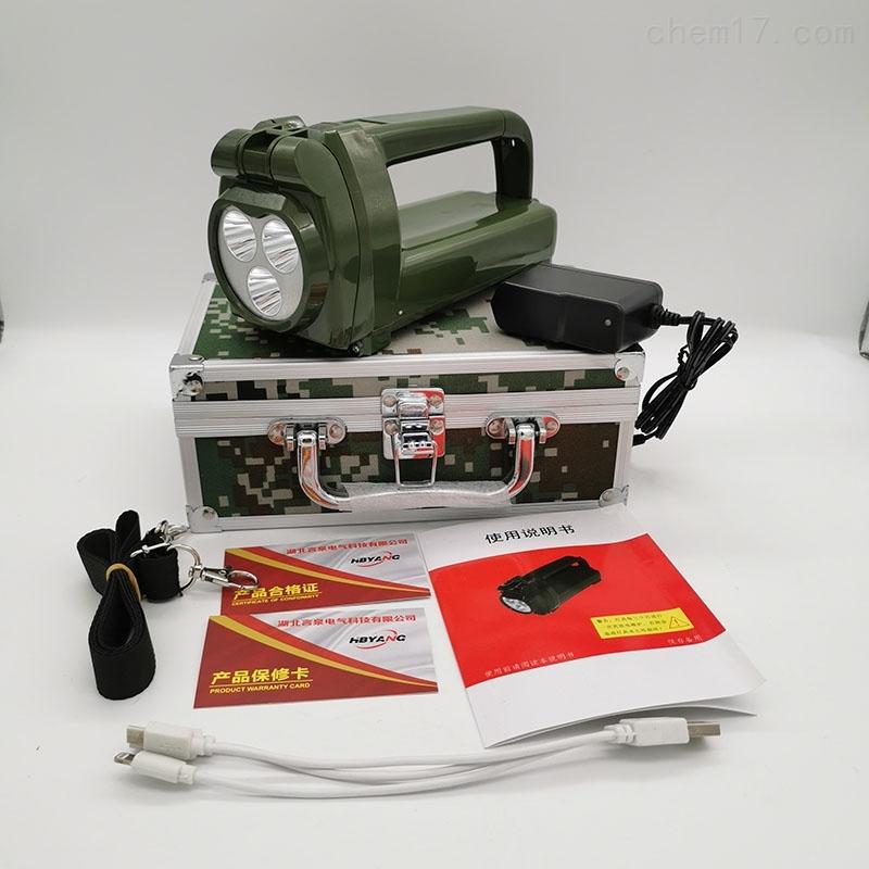 XZY2806手摇式充电班用强光搜索手提探照灯