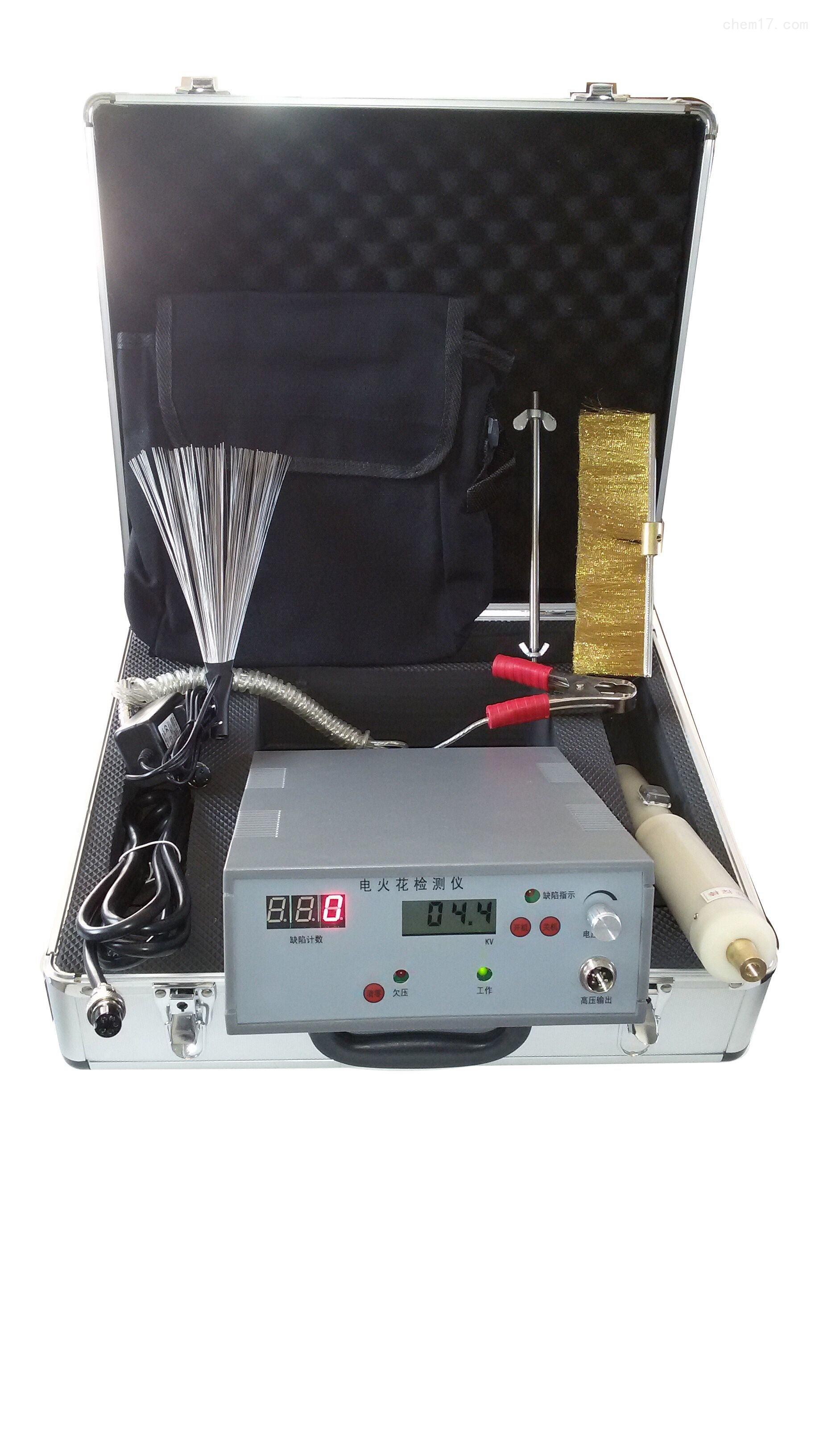 土工膜在线电火花检漏仪