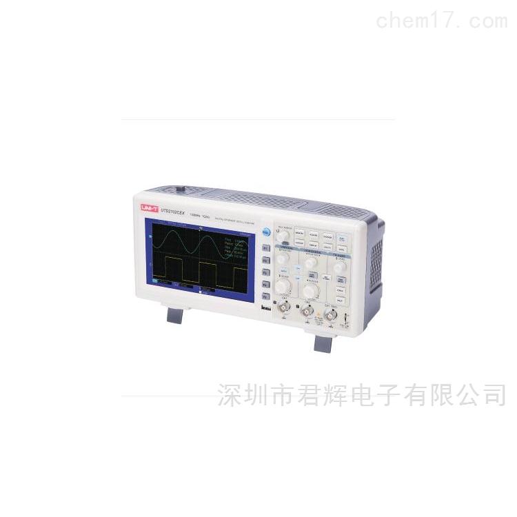 UTD2102CEX数字存储示波器