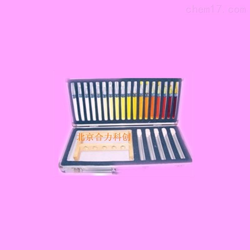 鐵鈷比色計  型號:HL/QGS 清漆、清油顏色