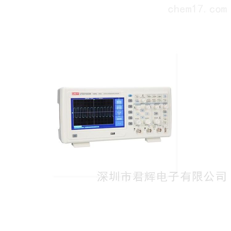 UTD2102CM数字存储示波器