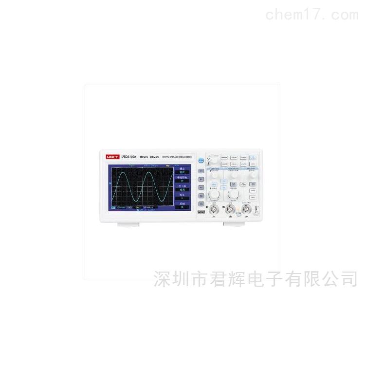UTD2102e数字存储示波器