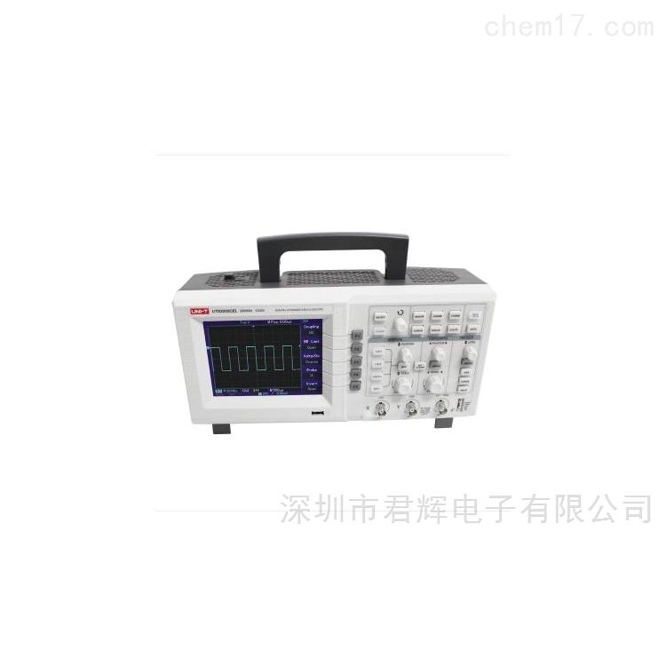 UTD2202CEL数字存储示波器