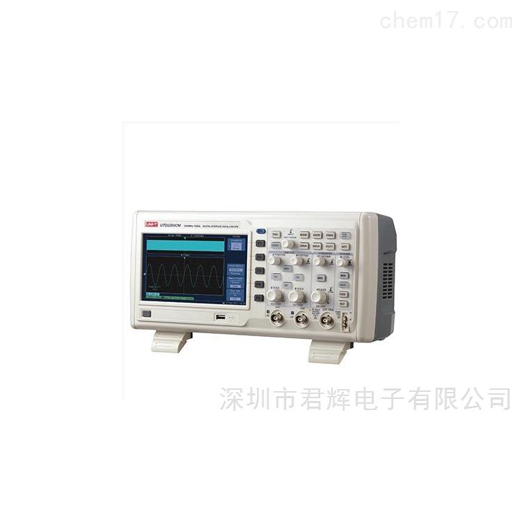 UTD2202CM数字存储示波器