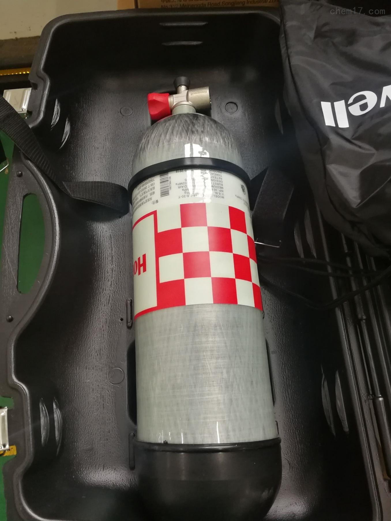 霍尼韋爾工業款C900正壓空氣呼吸器