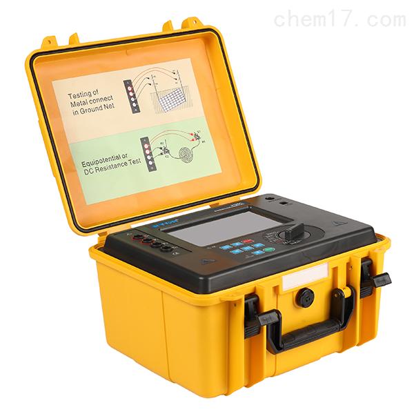 ETCR3700C等電位聯接電阻測試儀