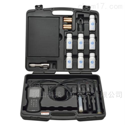 日本horiba现场型多位数字电导率/DO设定