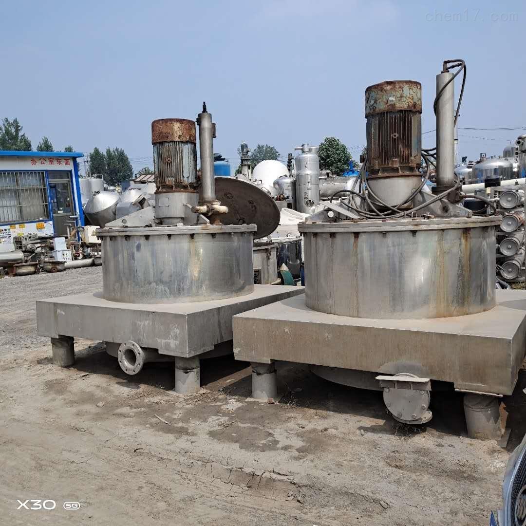 本公司常年收购二手废旧工厂 三足离心机