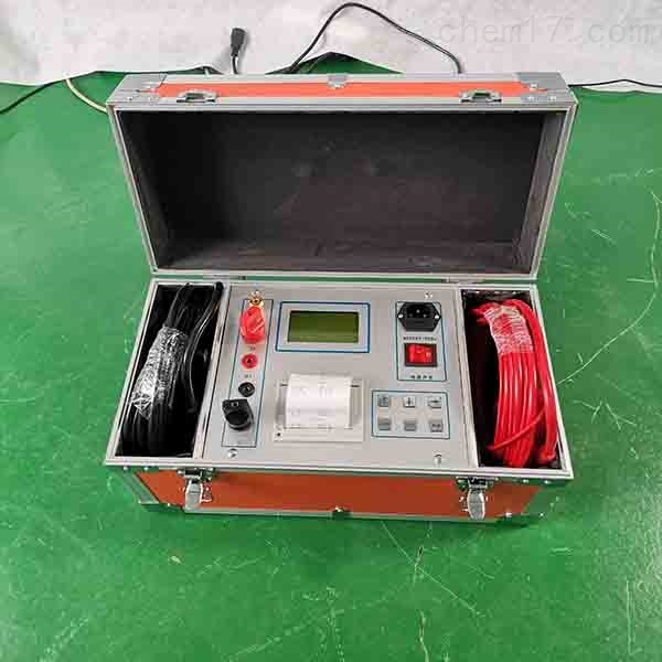 接触回路电阻测试仪100A