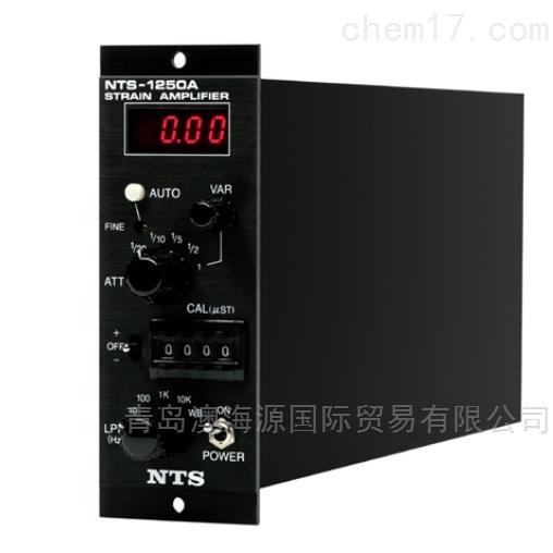应变放大器 日本NTS进口NTS-1280