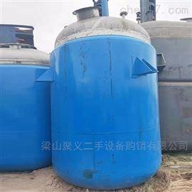 加氢二手15吨反应釜现货供应