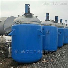 二手12吨高压反应釜厂家供应
